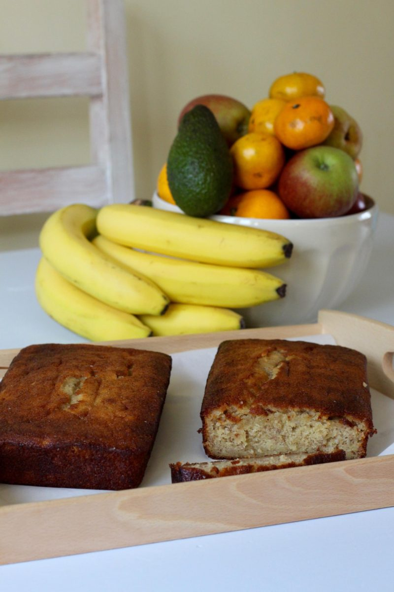 Mama's Banana Bread